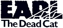 Earl The Dead Cat logo